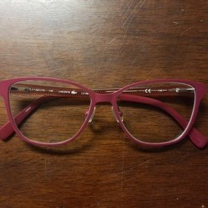 Lacoste Berry Eyeglasses